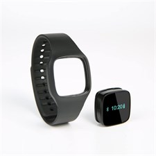 USENSE 2-In-1 Smart Tennis Sensor Wrist Watch Training Aid Swing Data Analyzer Band