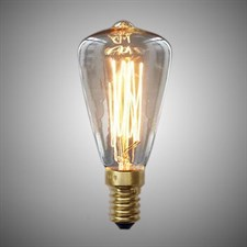 Vintage Edison Bulbs ST48 Incandescent Bulbs 25W E14