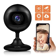 1080P HD WiFi Home Indoor IP Camera