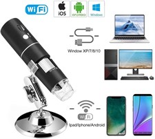 Goodan Wifi Digital Microscope Portable 50 to 1000X