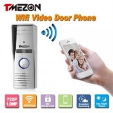 Wifi Smart Phone Video Intercom Outdoor IP Dooebell System