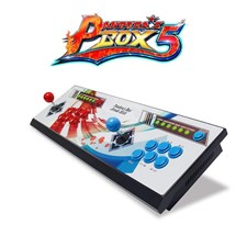 Real Pandora's Box 5 Arcade Video Game Console with Customized Buttons HD 720p