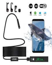 Wifi Wireless Borescope Endoscope Inspection Camera HD1200P