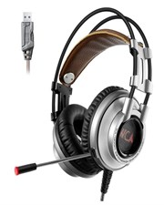 K 9 Usb Gaming Headphones With Microphone