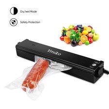 Portable Compact Food Vacuum Sealer System