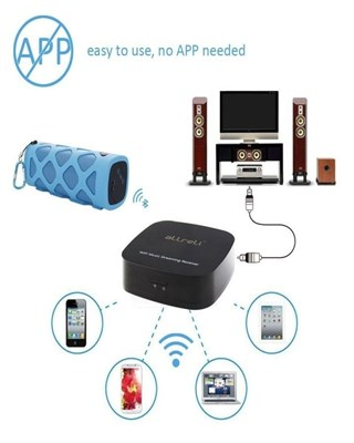 Audio & Video - WiFi Wireless Music Streaming Receiver in